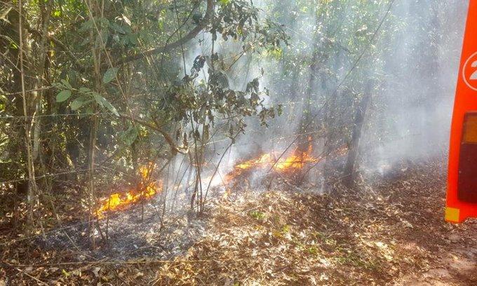 Incendio en Iguazú: el responsable deberá pagar 363 mil pesos