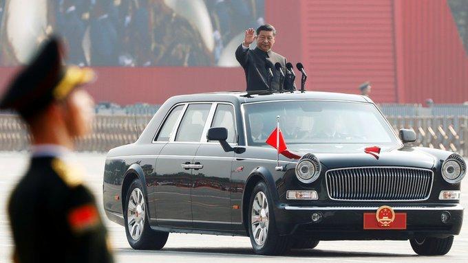 Festejos en China por los 70 años de la República Popular