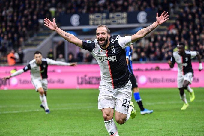 Juventus le ganó a Inter y se trepó a la punta de la Liga italiana