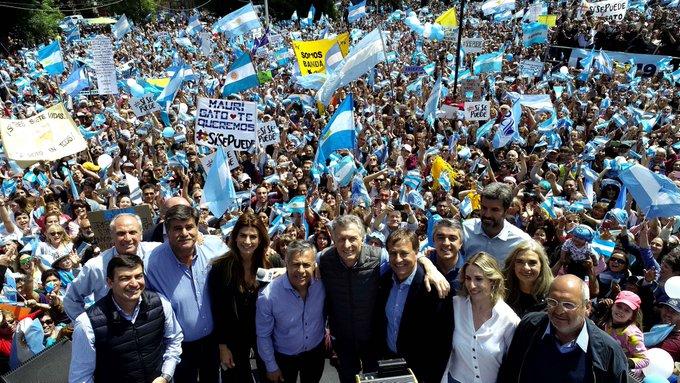 """La marcha del """"Sí, se puede"""" tendrá paradas en Salta, Neuquén y Misiones"""