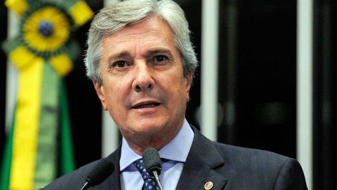 Investigan a Collor de Mello por presunto lavado de dinero y corrupción