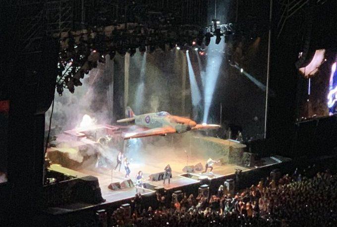 Iron Maiden: la bestia descargó su furia sobre Vélez