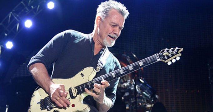 Eddie Van Halen se enfrenta a un cáncer de garganta