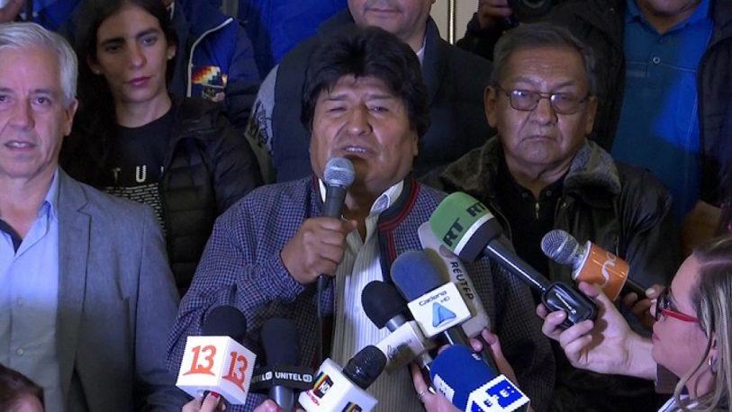 Bolivia: la incertidumbre por el resultado electoral agita la violencia callejera