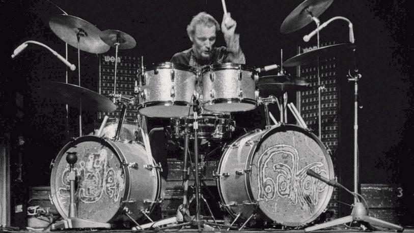 Murió Ginger Baker, icónico baterista que fundó Cream