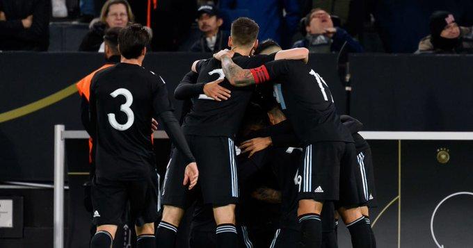 Argentina cierra su gira frente a Ecuador en España