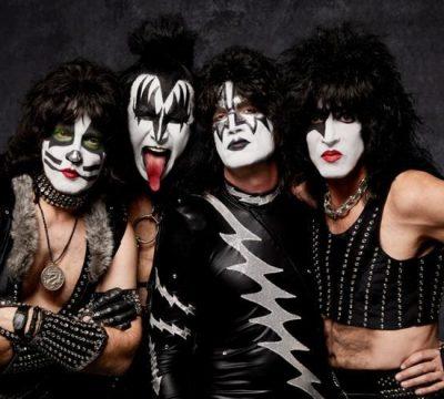 Kiss se despide los escenarios con la gira internacional End Of The Road