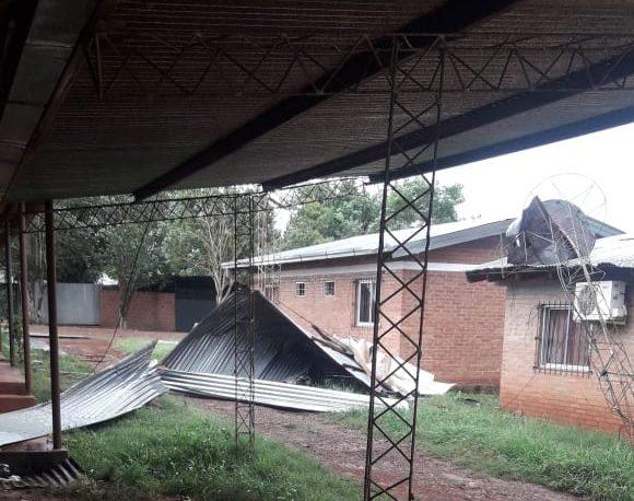 Suben a 65 las casas afectadas por el temporal