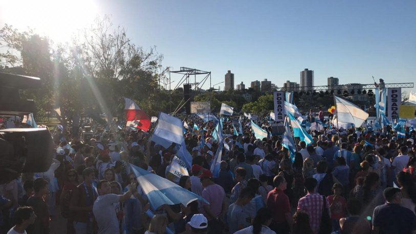 """Marcha del #Sisepuede: """"Es la campaña de la gente"""", dijo Pastori"""