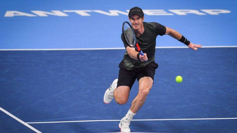 Murray se mete en semis de un torneo tras 28 meses