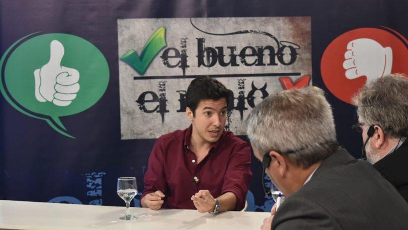 """Pedro Puerta: """"El gobierno provincial salió tercero, que se quede en la casa"""""""