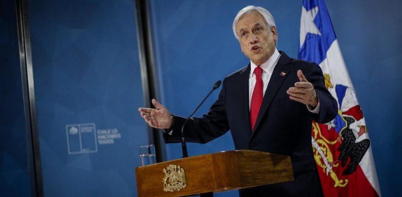 Piñera pidió perdón pero no quitará el estado de sitio