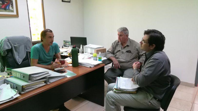 Productores de Gobernador López tendrán marca propia y feria de productos