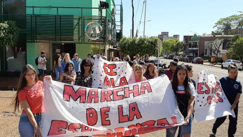 """""""Marcha de la Esperanza"""" y contra el suicidio"""