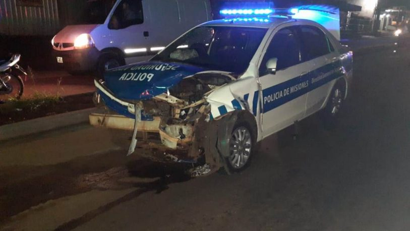 Impacto entre autos dejó lesionados