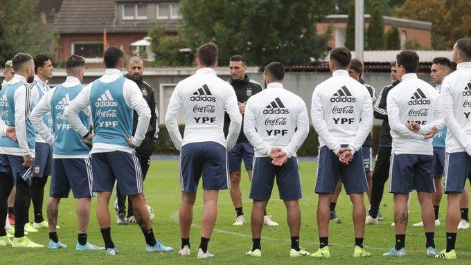Argentina se prueba ante una diezmada Alemania en Dortmund