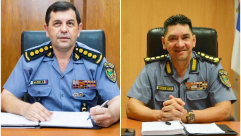 Sumarios en la Policía: el informe de inteligencia estaría armado