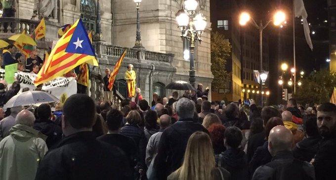España: Hasta 13 años de cárcel para secesionistas