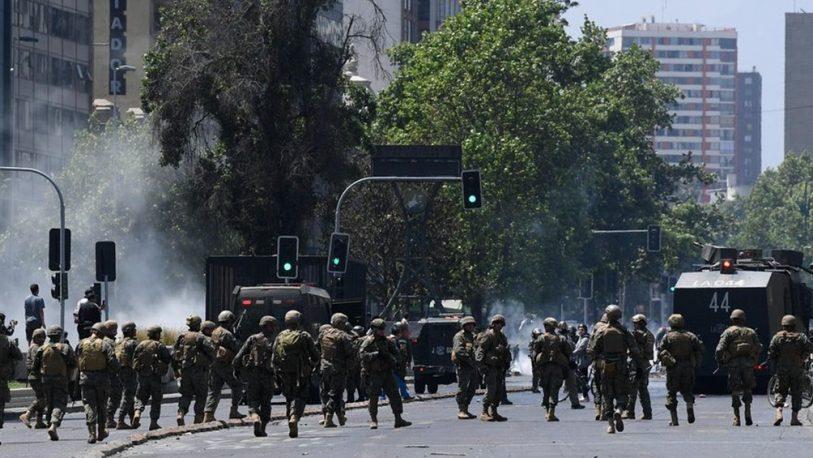 Suben a 15 los muertos en Chile durante las masivas protestas