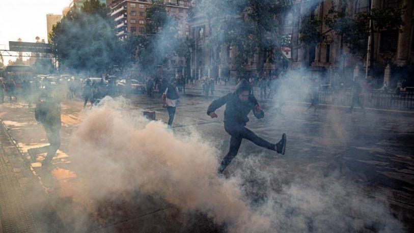 Chile: Santiago sin transporte público y Estado de Emergencia