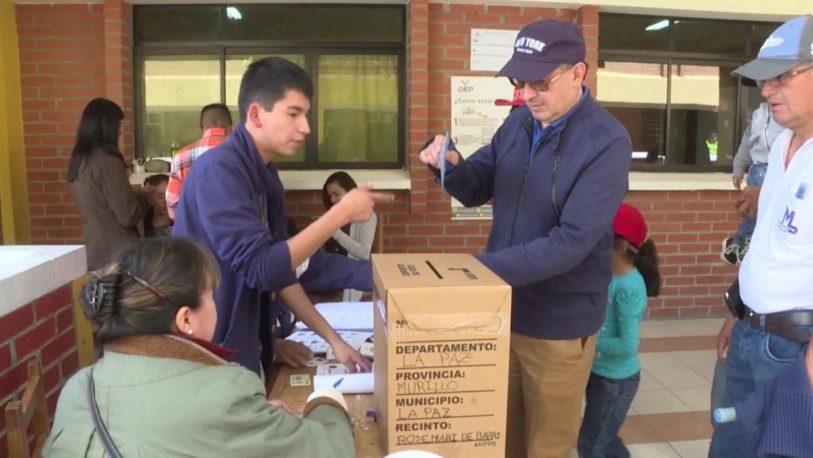 Cuatro países y la UE plantean a Bolivia una segunda vuelta electoral