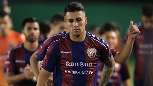 Falleció el joven futbolista Ezequiel Esperón