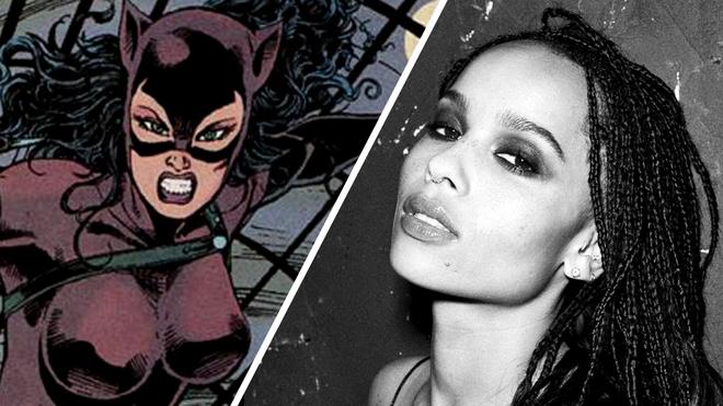 Zoë Kravitz será la próxima Gatúbela en Batman