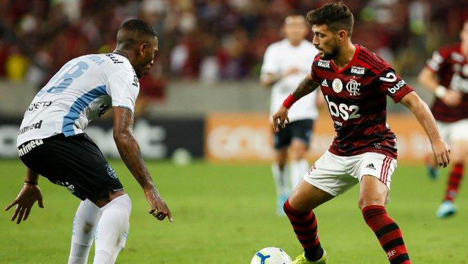Libertadores: Empate entre Gremio y Flamengo en semifinales