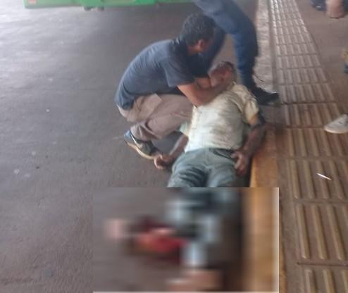 El hombre al que un colectivo le aplastó una pierna estaba alcoholizado