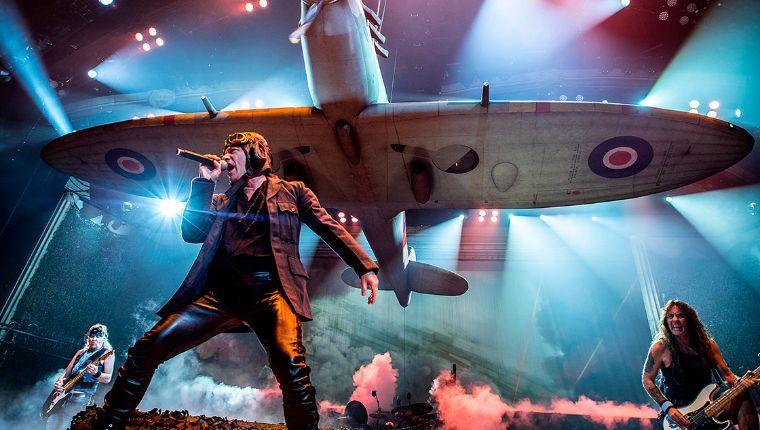 """Diputados declara """"visita de honor"""" el próximo concierto de Iron Maiden"""