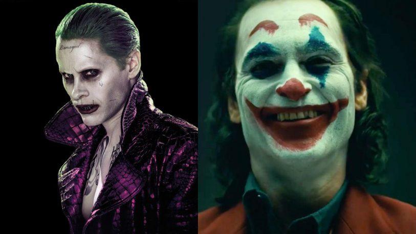 "Jared Leto ""molesto"" al descubrir el Joker de Joaquin Phoenix"