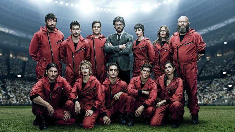 Anuncian que la Casa de Papel tendrá una quinta temporada