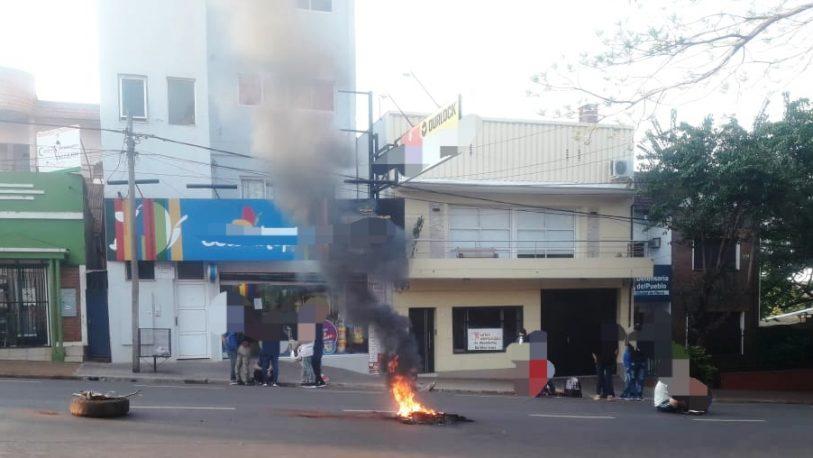 """Habló la mujer agredida en protesta en Oberá: """"La saqué barata"""""""