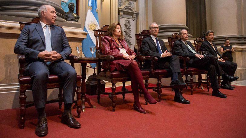 Rosenkrantz confirmó que la Corte decidirá sobre el reclamo de los jueces Bruglia, Bertuzzi y Castelli
