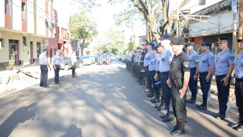 Operativo dejó 36 detenidos  y el secuestro de 48 motos y 18 autos