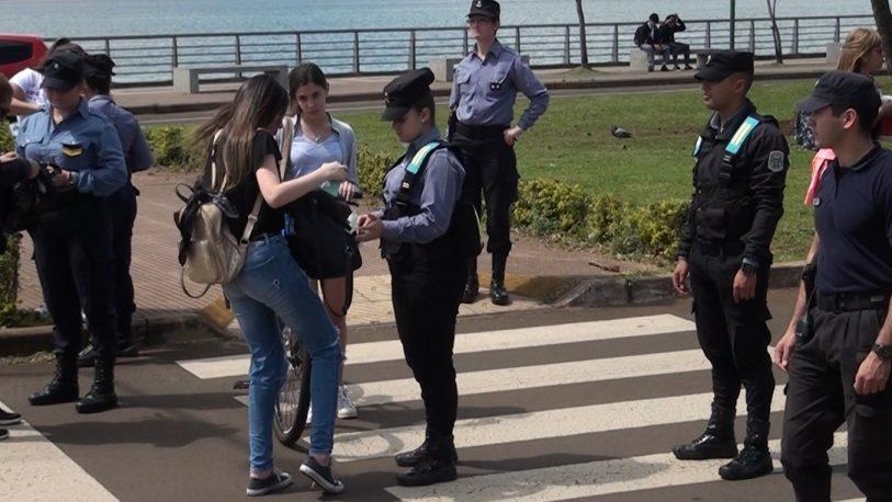 Estudiantina: el operativo contará con 537 policías