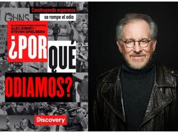 """Steven Spielberg produce """"¿Por qué odiamos?"""""""