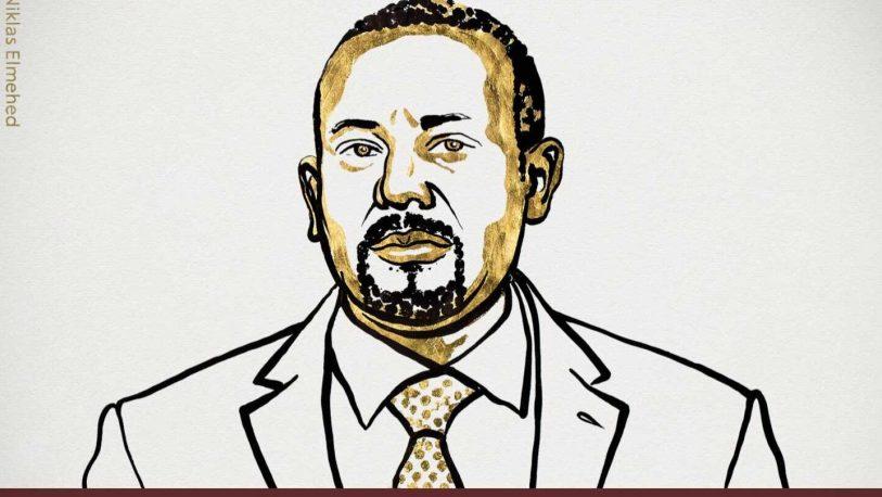 El Primer ministro etíope, galardonado con el Premio Nobel de la Paz