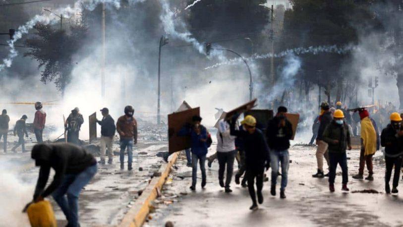 Tensa calma en Ecuador tras la ola de protestas