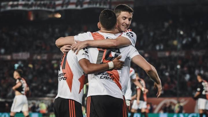 River busca la final de la Copa Argentina
