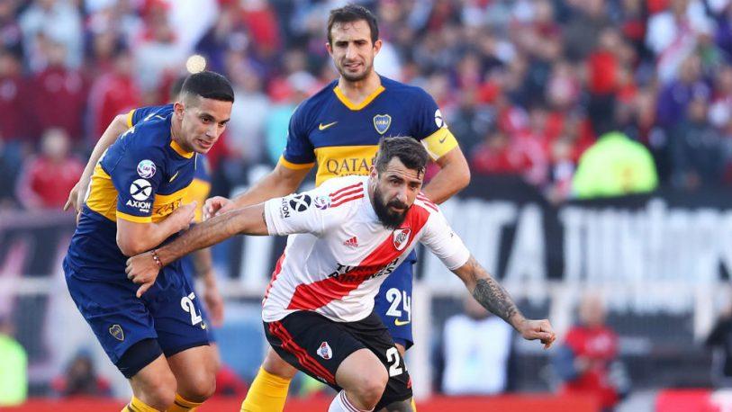 River y Boca: primer choque por la final de la Libertadores