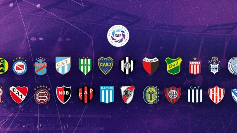 Así quedó la tabla de posiciones de la Superliga