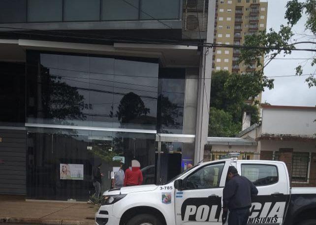Trabajador falleció mientras realizaba tareas de mantenimiento en edificio