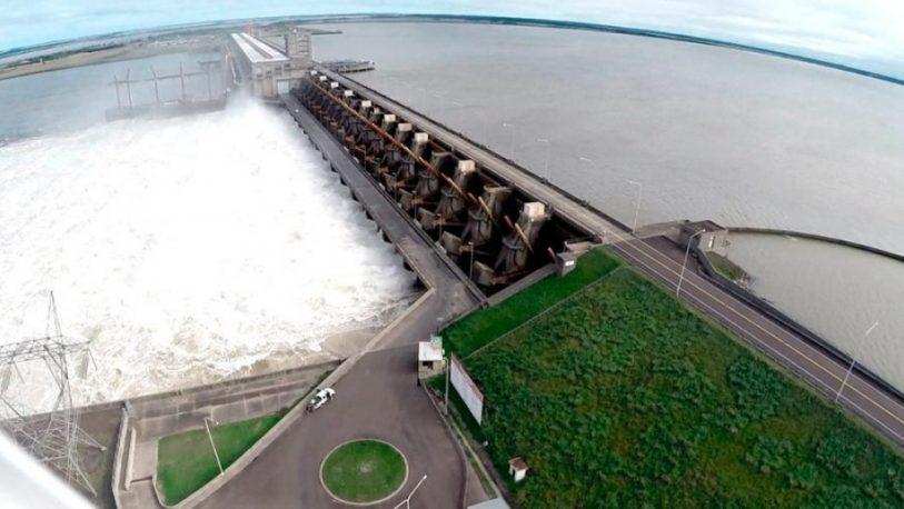 Comenzó el traslado desde Mendoza de la primera turbina para Yacyretá