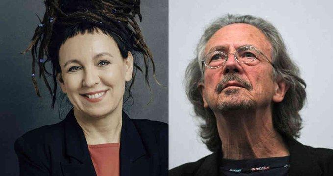 Entregaron el Premio Nobel de Literatura 2018 y 2019