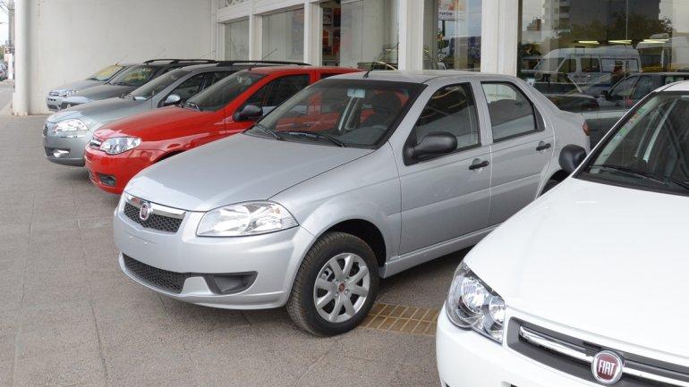 La venta de autos usados creció 6,71% en octubre