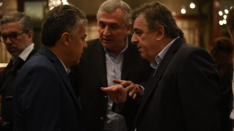 """Interna feroz en la UCR: Para Morales, Negri tiene """"más consenso"""" que Cornejo"""