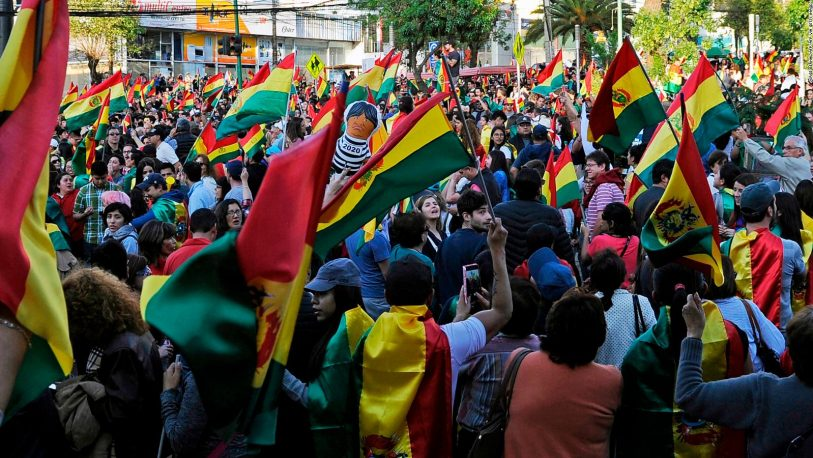 """Analista sostiene que """"hay un agotamiento del sistema político de Evo Morales"""""""