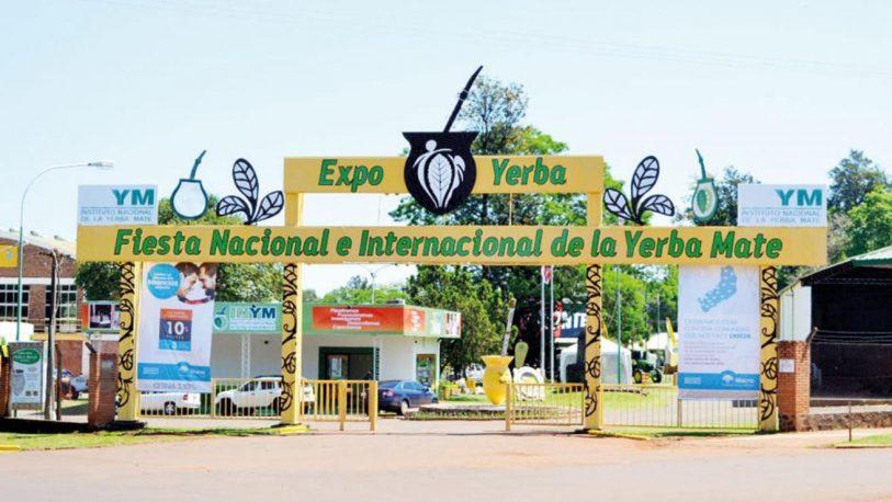 Ultiman detalles de la 41º Fiesta Nacional de la Yerba Mate