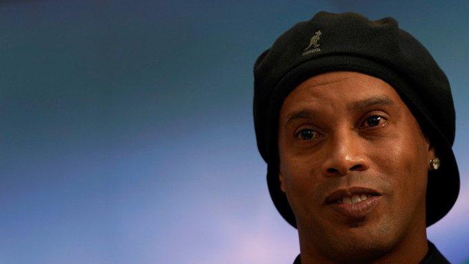 """Para Ronaldinho, Flamengo tiene """"todas las posibilidades"""" de ganar la Libertadores"""